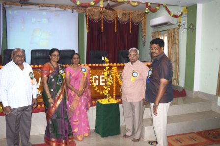 Sate Level Faculty Development Programme on