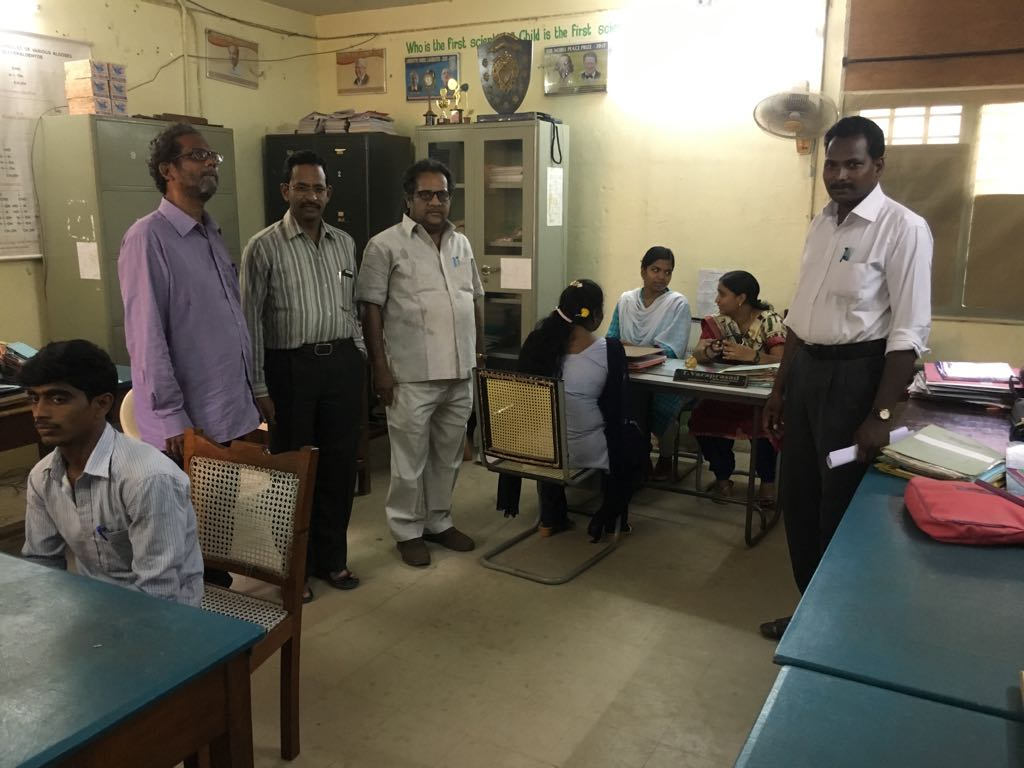 Health check up camp on 05/08/2017