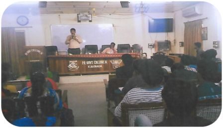 A Talk on GST, by N.Suresh, Auditor, Kakinada,  26-07-2017