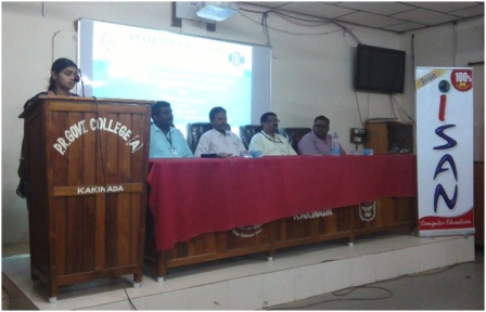 "Guest Lecture on ""Career Oriented IT Courses Awareness Programme"""