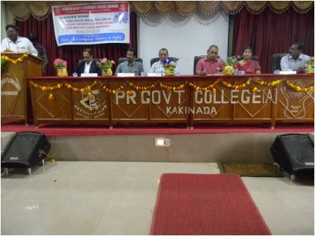 Inaugural Session of the Two day Faculty Development Programme (FDP) on Dec-2nd-2016