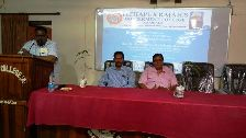Guest Lecture by Sri. Krisnha Kumar, Senior Faculty Govt. College(A), Rajamahendravaram
