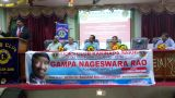 Guest Lecture by Sri Gampa Nageswararao