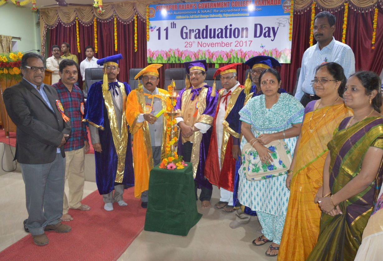 11th Graduation Day